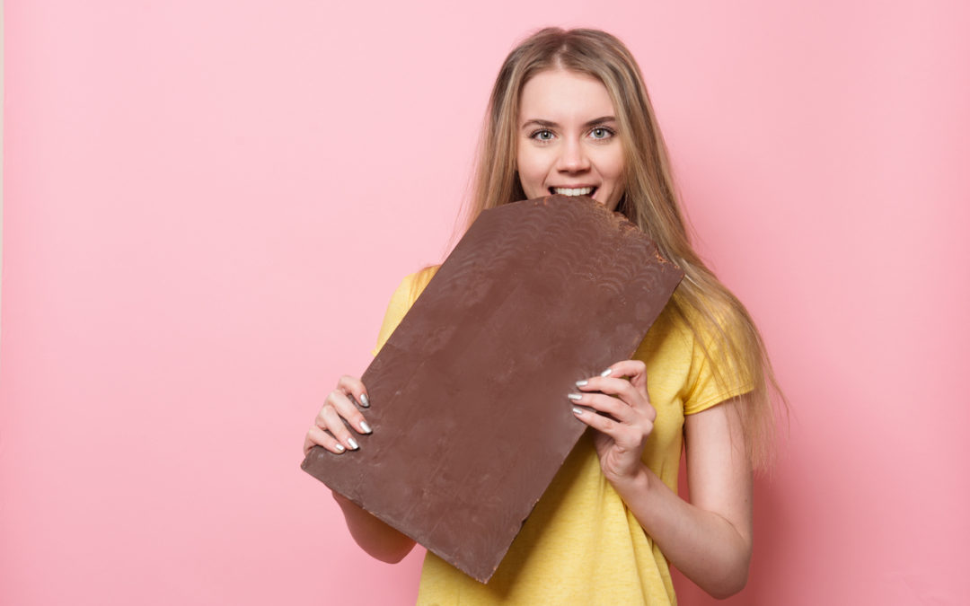 Why Eating Chocolate While You Study Is Good For You