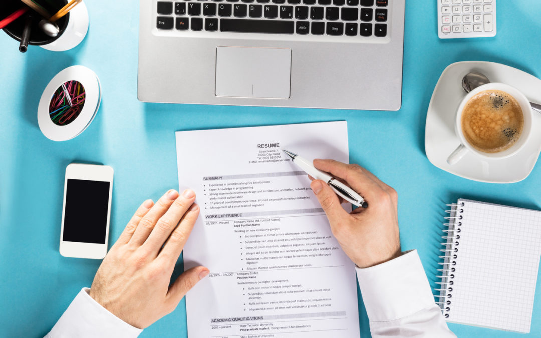The Easiest Way To Create A Great Resume